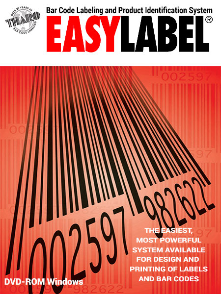 EASYLABEL Bar Code Labeling Software