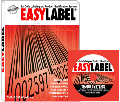EASYLABEL Bar Code Label Software from Tharo Systems